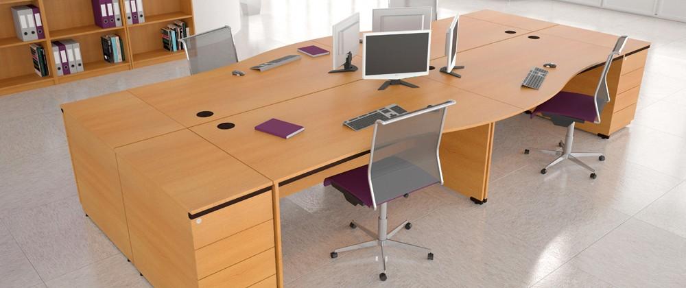 Office Desks, Drawers & Pedestals
